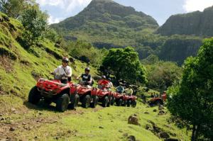 Casela Quad Biking