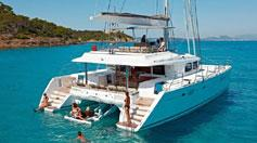 Catamaran Exclusive Cruise