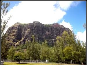 Le Morne Mountain