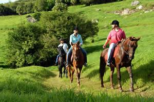 Horse Riding Domaine Des 7 Vallees