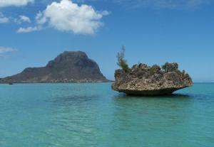Ile Aux Benitiers And Crystal Rock