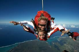 Sky Diving Tour Packages